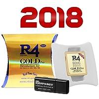 cartão r4 gold pro +8gb com jogos de ds
