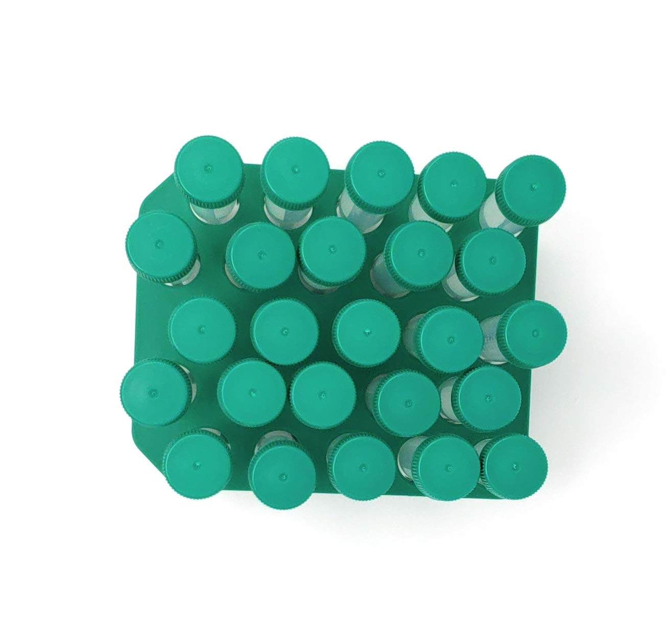 SPL 15 ml Conical Centrifuge Tubes Sterilized with PP Racks, (Rack of 25) Non - pyrogenic, Non - cytotoxic, DNase/RNase - free, Human DNA - free by SPL Life Sciences (Image #3)