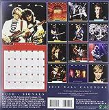 2012 RUSH- Signals 16 Month Wall  calendar