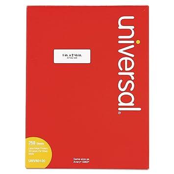Amazon.com: unv80120 – Impresora láser universal Permanente ...