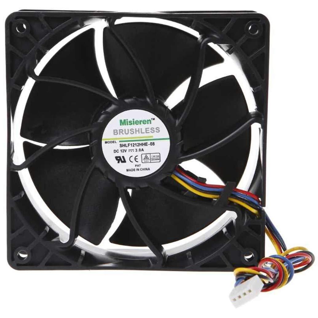 6500 Rpm Fan Para Antminer D3/l3+/s9/t9/s7/x3/z9 Asicmine...