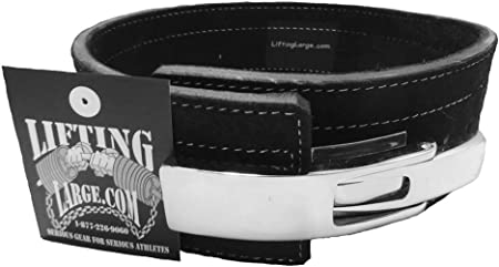 Powerlifting Belt with Lever Buckle 13mm - Weightlifting - Multi-Sport IPF Legal