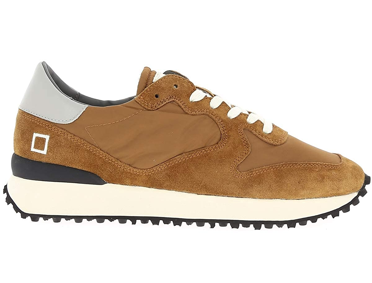 D.a.t.e. Herren Turnschuhe in der vieler Farbe Farbe Farbe (Camel, Army) - Spike Nylon 2018 Kolektion 06b779