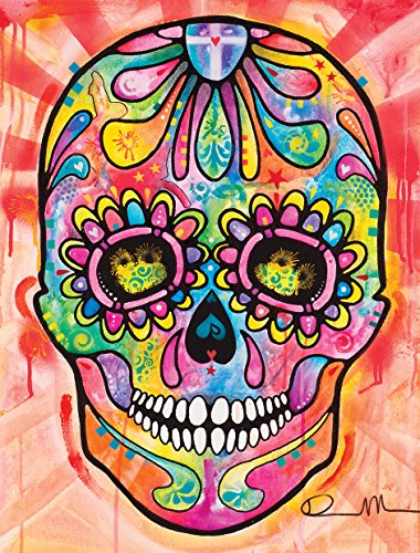 Dean Russo Skull Journal: Lined Journal (Quiet Fox Designs) 144 High-Quality, Acid-Free Lined Pages for a Dream Diary or Journaling, with Vibrant Cover Art from Brooklyn Pop Artist Dean Russo from Design Originals