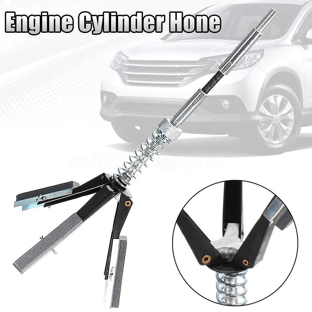 Niome Automotive Engine Brake Bore Honing Tool Car Engine Brake Piston Cylinder Hone Flex Shaft 19mm-64mm 0.7inch