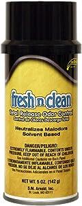 Total Release Odor Fogger, Fresh N Clean - Black [66-306]