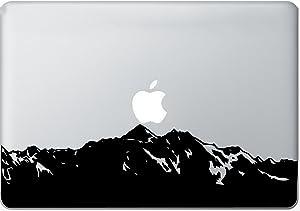 Mountain Macbook Decal Mac Decal Macbook Pro Laptop Sticker Vinyl Decal Mac Apple Skin 13 15 17
