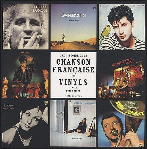 Livre gratuits en ligne Une histoire de la chanson française en vinyls pdf, epub ebook