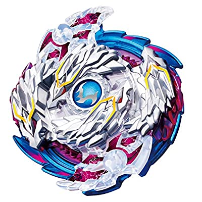 TAKARA TOMY  B-97 Beyblade Burst Starter Nightmare Longinus.Ds W Launcher Spinning Top: Toys & Games
