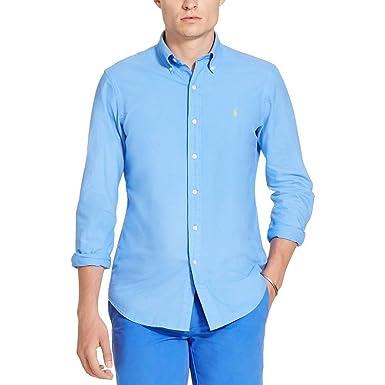 POLO RALPH LAUREN - Camisa casual - para hombre azul azul marino ...