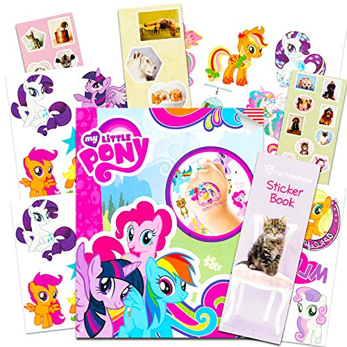 Savvi Disney Temporary Tattoos for Kids (My Little -