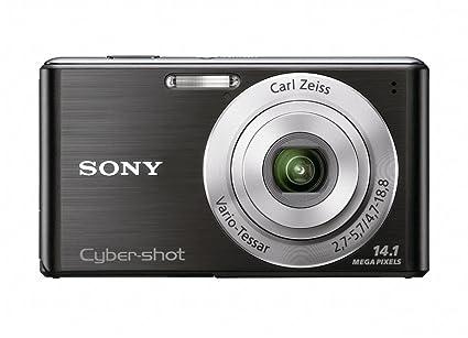 amazon com sony cyber shot dsc w530 14 1 mp digital camera with rh amazon com sony cyber shot carl zeiss vario tessar 7.2 manual sony cyber shot 14.1 carl zeiss manual
