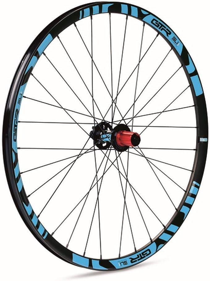 GTR GTR-SL Rueda trasera para MTB, unisex adulto, azul, 29