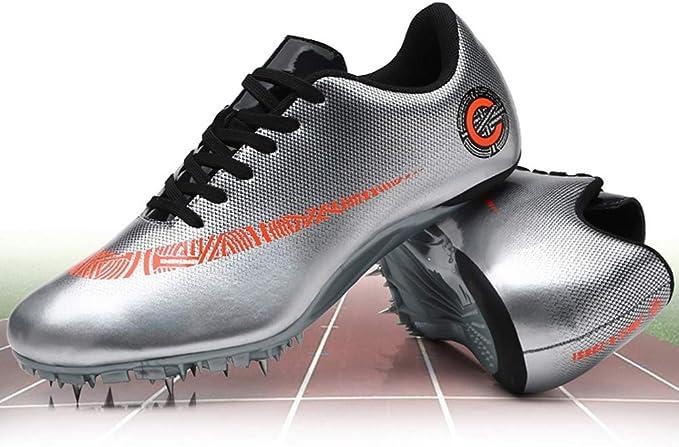 HYGLPXD Zapato De Sprint Profesional para Atletismo para Jóvenes ...