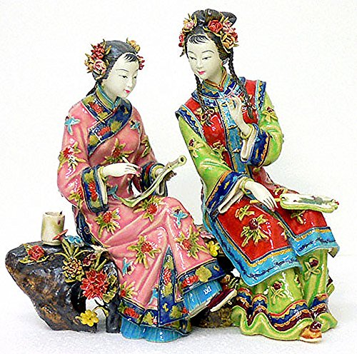 Porcelain Chinese Doll - 8