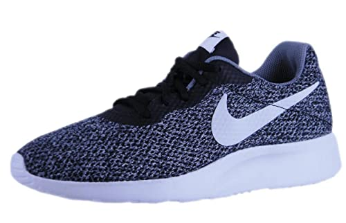 d41a12a06faf51 Nike Men s Tanjun SE Shoe Black Pure Platinum Cool Grey Size 12 M US  Buy  Online at Low Prices in India - Amazon.in