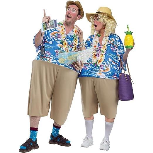 Costume World Tourist Adult Fun Tacky mn80wN