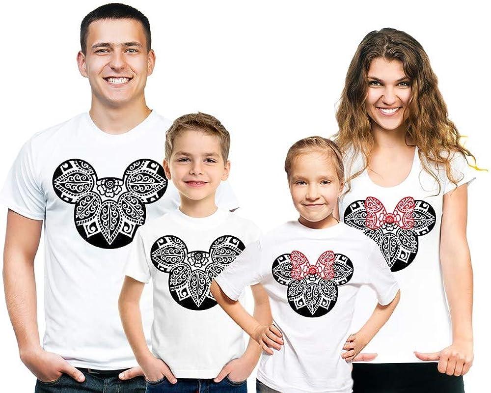 Amazon.com: Disney Family Vacation - Camiseta de manga corta ...