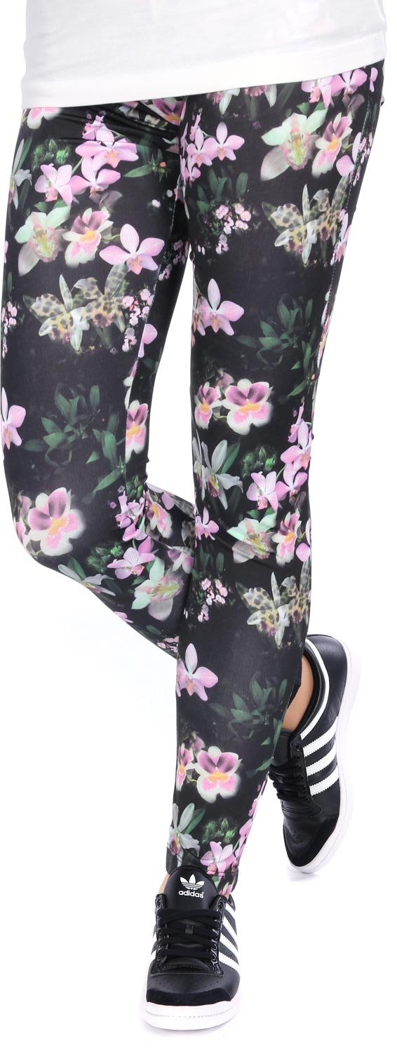 2ae3face5a141 adidas Orchid - Women's Leggings black Size:12: Amazon.co.uk: Sports &  Outdoors