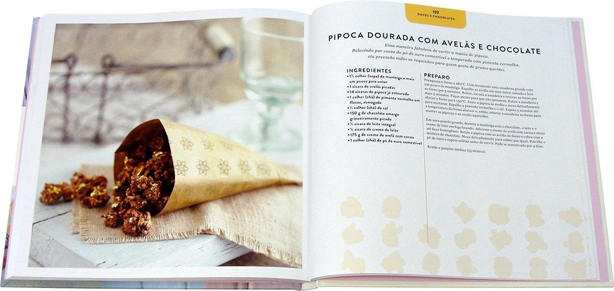 Pipoca 100 Deliciosas Maneiras De Comer Pipoca Em Portugues Do