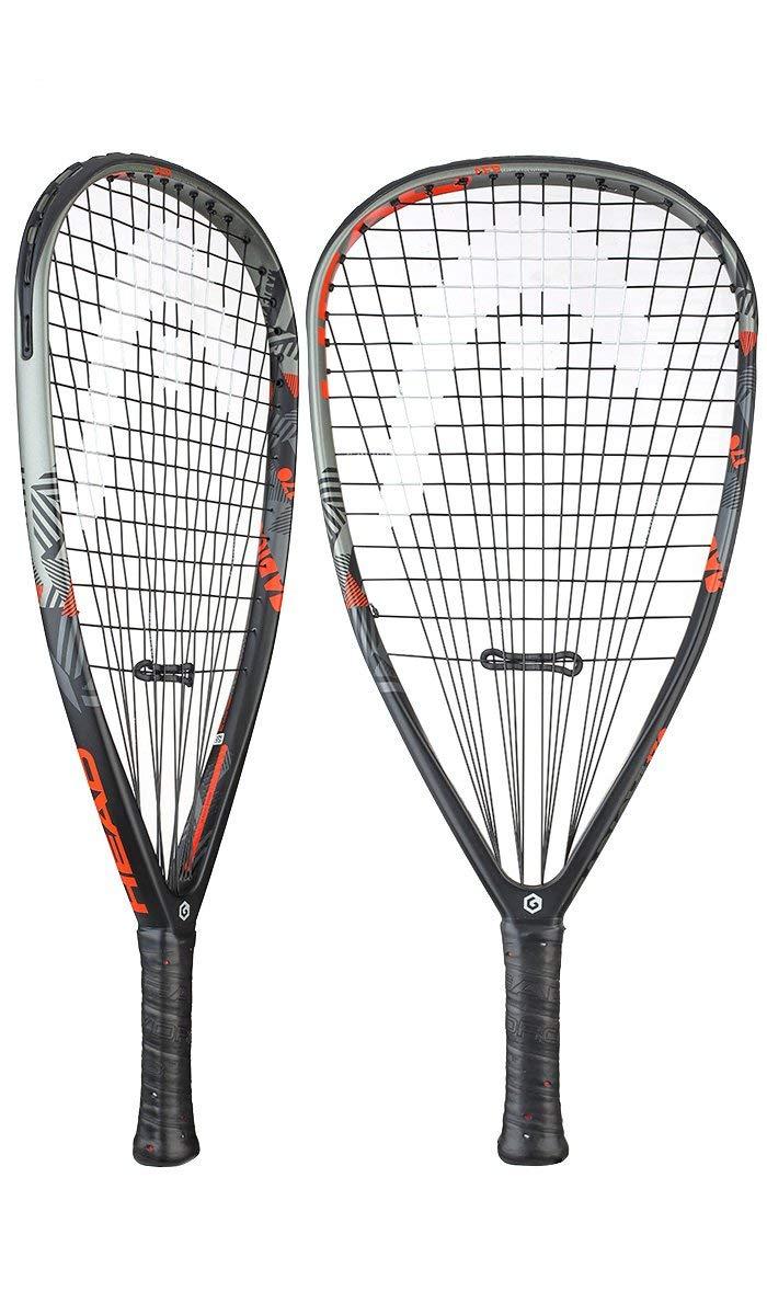 HEAD Graphene XT Radical 170 Racquetball Racquet, Strung, 3 5/8 Inch Grip
