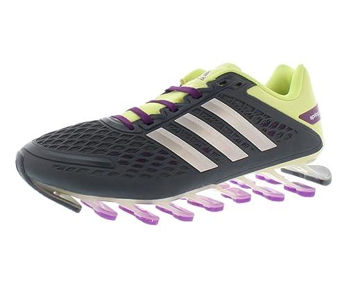 premium selection 7be74 85a3c adidas Springblade La maquinilla de Afeitar Para Mujer de Los Zapatos  Corrientes Tamaã±o US 6, Regul  Amazon.es  Zapatos y complementos