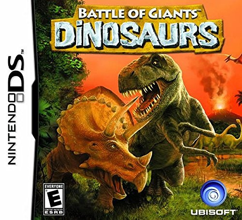 Battle of Giants: Dinosaurs - Nintendo DS by Ubisoft