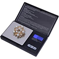 Digital Scale,LtrottedJ 300g/0.01g High Precision Digital Electronic Scale, for Jewelry Reloading Kitchen