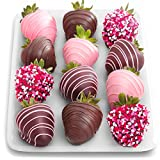 Love Berries Valentine's Day Chocolate Covered Strawberries