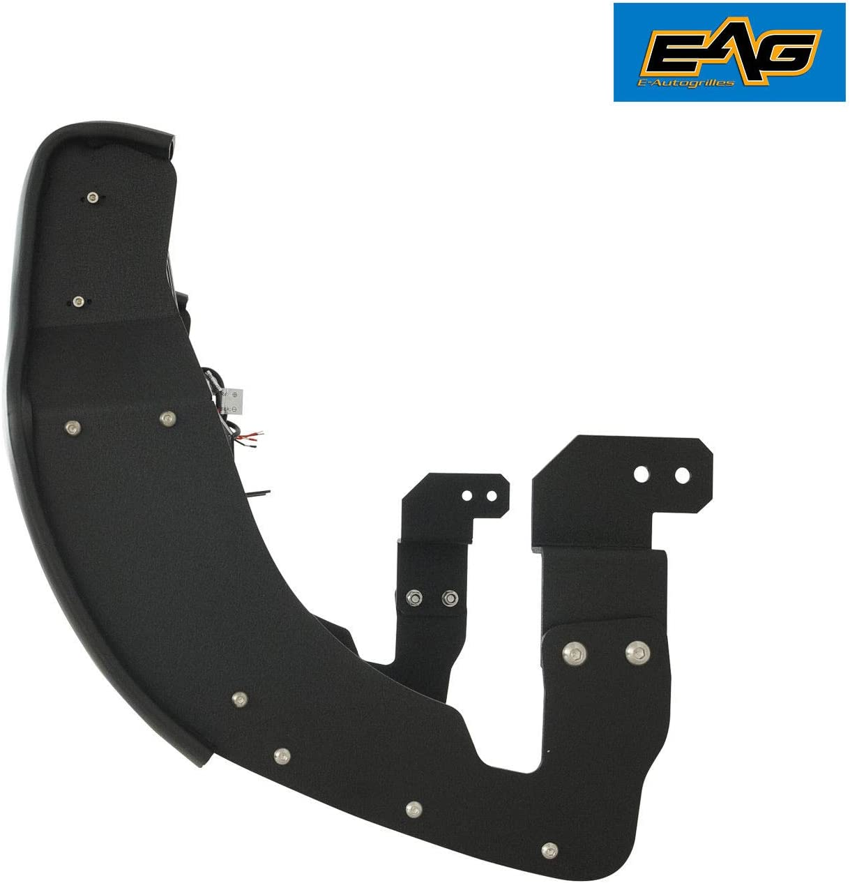 EAG Fit for 2011-2016 Ford F-250//F-350 EAG Double 32 LED Bull Bar LED Lights Included