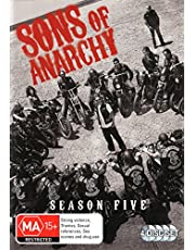 SONS OF ANARCHY: SEAS 5 (4 DISC)