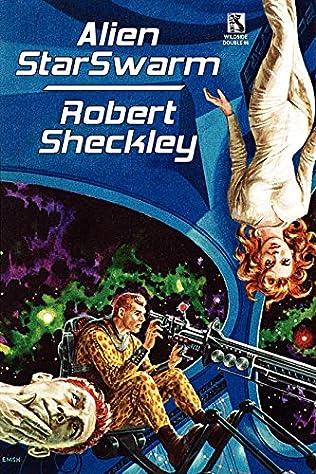 book cover of Alien StarSwarm / Human\'s Burden