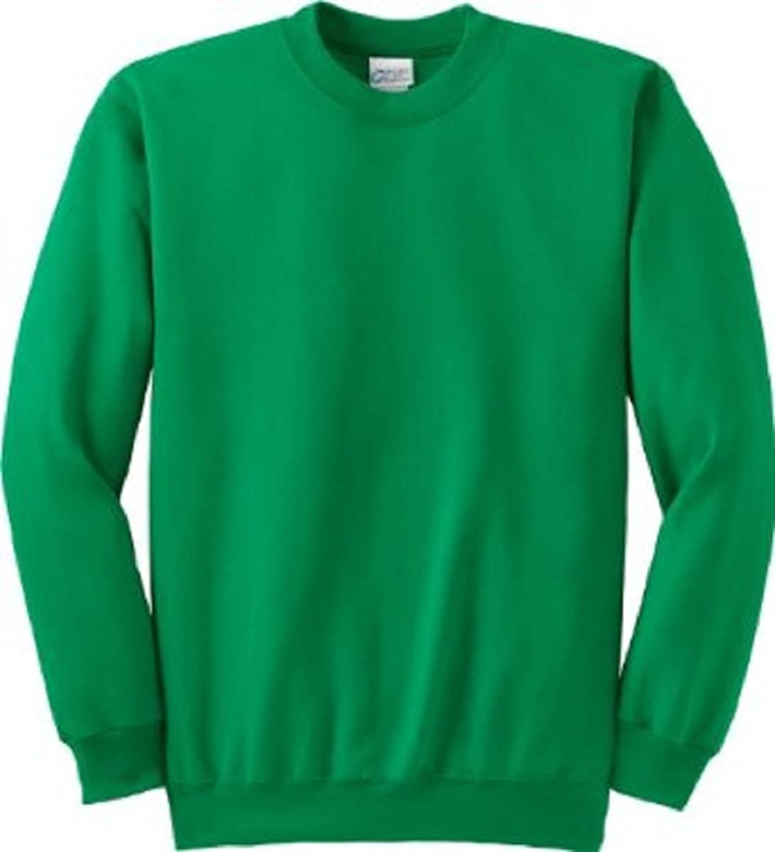 Port and Company Crewneck Sweatshirt Dark Green XXX-Large