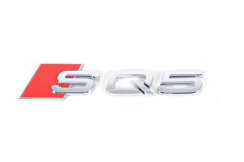 Audi Original S Q5 Schriftzug hinten Audi S Q5 Schriftzug Emblem hinten Audi Original Teile