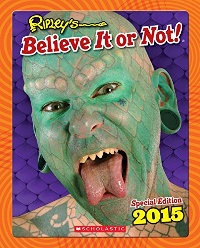 Ripley's Special Edition 2015 (Ripley's Believe it or Not)