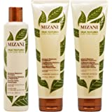 "Mizani True Textures Moisture Replenish Shampoo & Conditioner & Intense Moisture Treatment 8.5oz ""Set"""