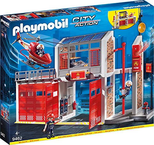 The 10 best playmobil city action fire station