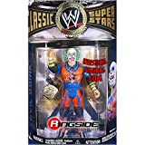 WWE Wrestling Classic Superstars Series 19 Action Figure Doink toys [parallel import goods]