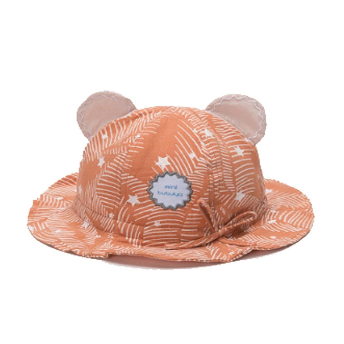Outdoor Sports Cap Bean Red//Cyan//Gray Huijunwenti Hat Color : Orange Wearable Dome Sun Hat