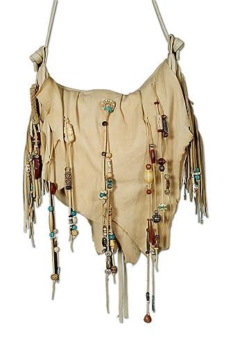 c1dedd5cc519 Amazon.com  Handmade Genuine Deer Skin Leather South Western Style Deerskin  Zipper Purse Shoulder Handbags  Handmade