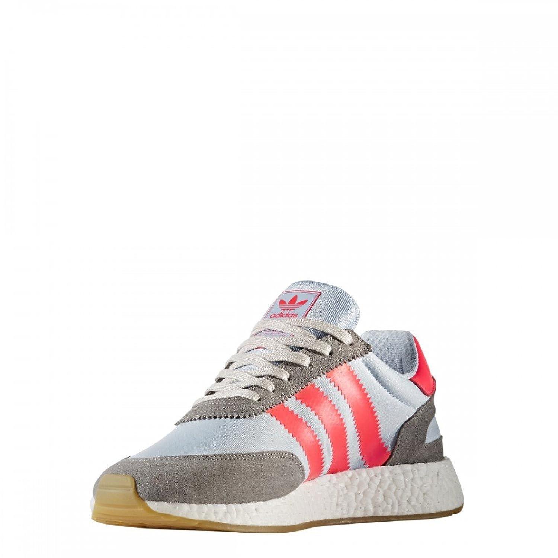 adidas Originals Iniki Runner, ch solid grey-turbo-gum 3, 8,5