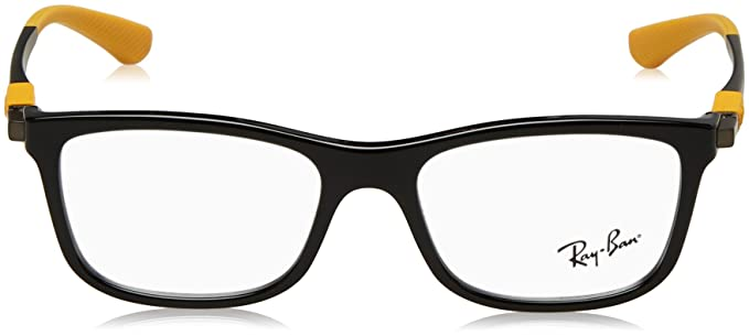 98d3b24971 Amazon.com  Ray-Ban RY1549 Eyeglass Frames 3733-48 - Black RY1549-3733-48   Clothing