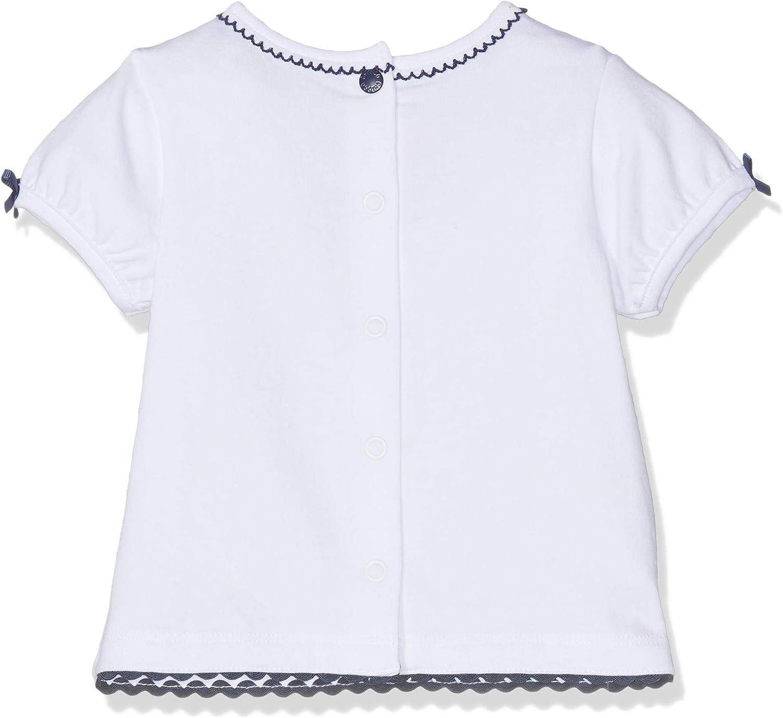 Pantaloncini Ensemble B/éb/é Fille Chicco Completo T-Shirt Manica Corta