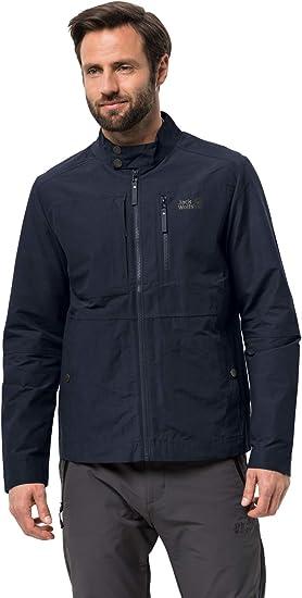 : Jack Wolfskin Men's Port Lincoln Jacket Short