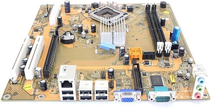 Fujitsu Siemens Mainboard ESPRIMO P2520/P2530 (D2740 A21 BTX System Board Certified Refurbished): Amazon.es: Informática