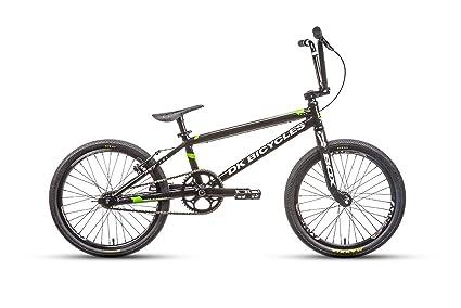 Amazon.com : DK Bicycle 2014 Elite Pro XXL BMX Bike, Gloss Black, 20 ...