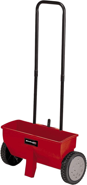 Einhell 3415238 Carro esparcidor, Negro, Rojo