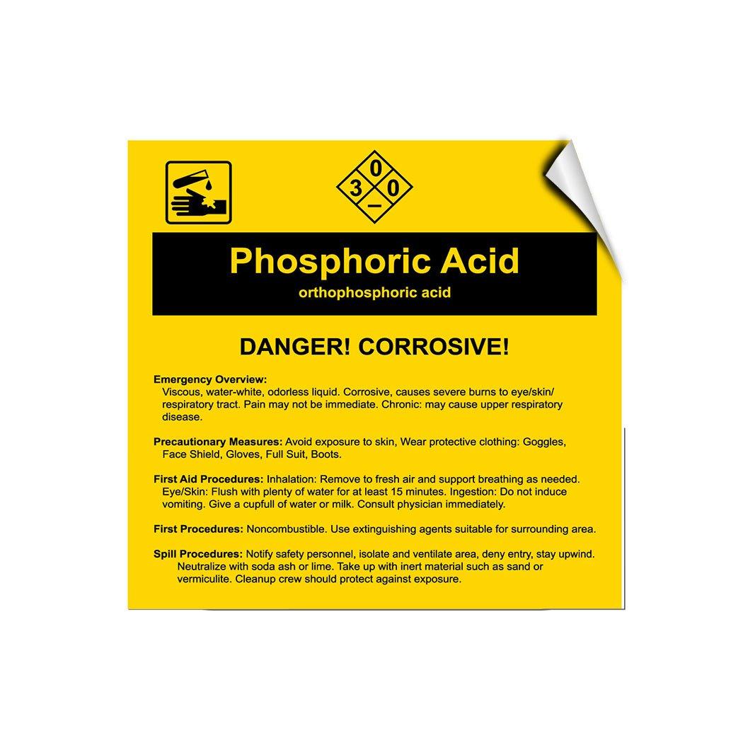 Orthophosphoric acid: use and safety