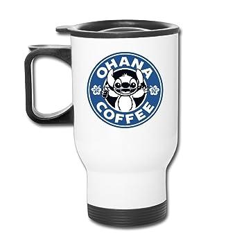 Mug CaféDe À Stitch Ohana Café VoyageThermos 3j5AR4Lq