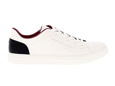 Guess Baskets Chaussures Cuir Blanc Homme Fmlui1bnwhite nqBFYnxwP